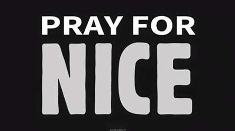 #PrayForNice #NousSommesNice #
